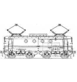 NVM 29.01.002 E-lok NS serie 1100 voor spoor 0