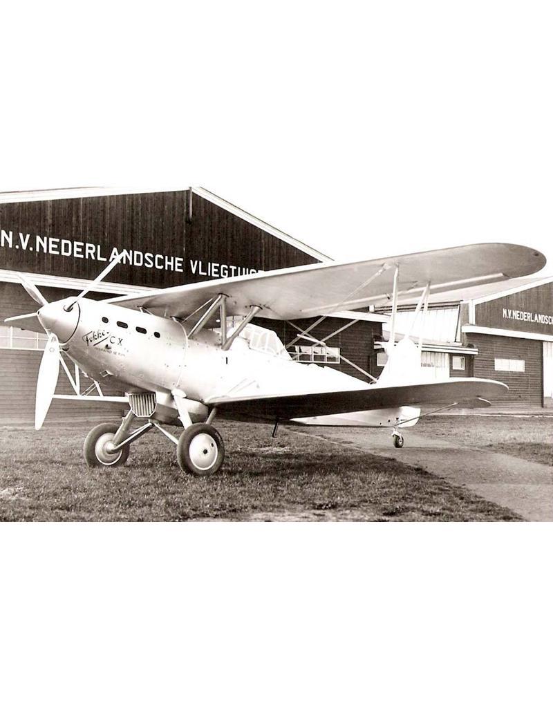 NVM 50.10.018 Fokker C-X