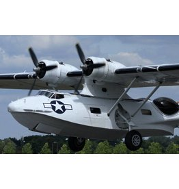 NVM 50.81.003 Catalina amfibie vliegboot PBY 5A