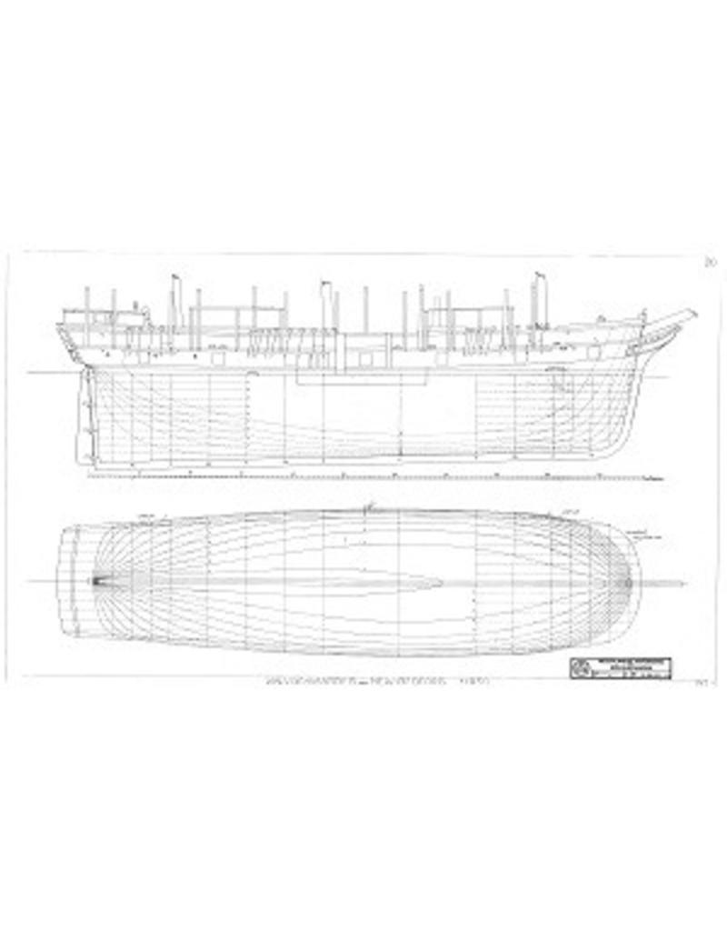 "NVM 10.00.001 ""Progress"", Walvisvaarder uit New Bedford (1850) (barkgetuigd)"
