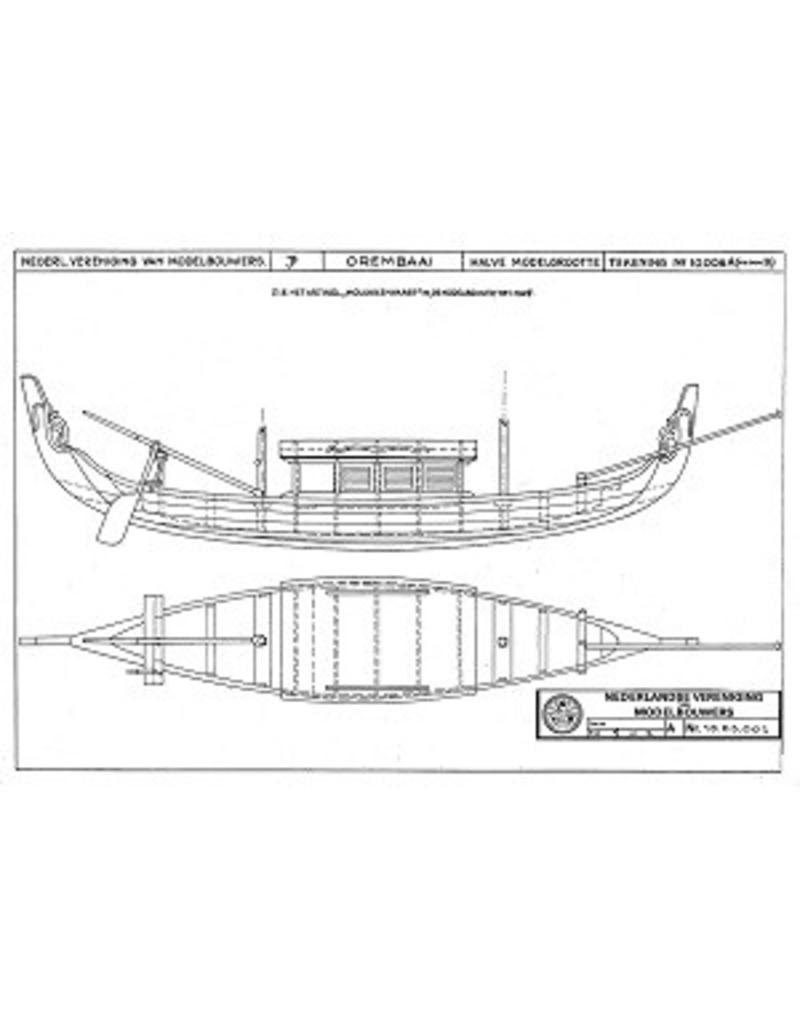 "NVM 10.03.001 Moluks schip ""Orembaai"""