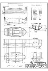 """NVM 10.03.012A gaffelvisschuit """"Jonge Marinus"""""""