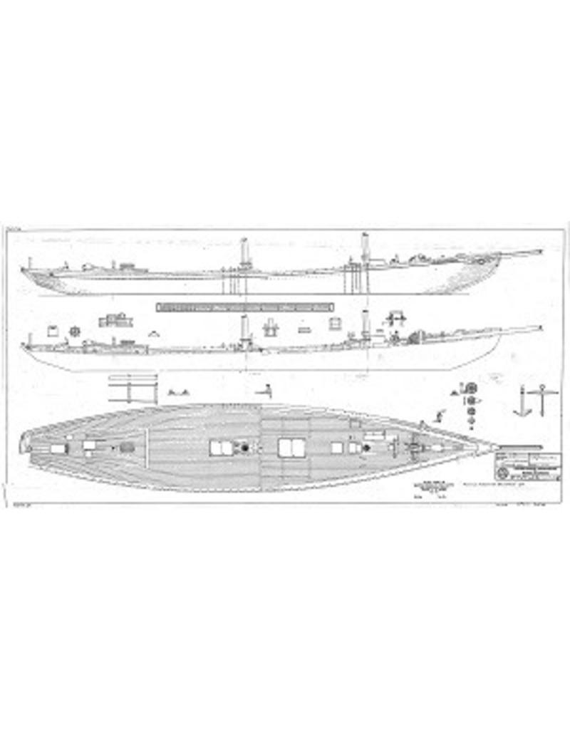 "NVM 10.03.035 fishing schooner ""Bluenose"" (1921)"