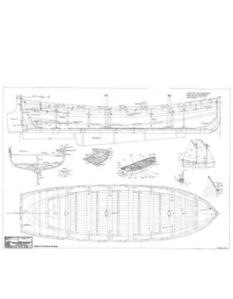 NVM 10.07.015 marine zeilsloep B-1