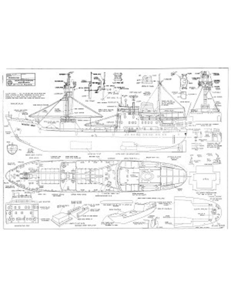 """NVM 10.10.132 vrachtschip ms"""" Magga Dan"""" (1959) - J. Lauritzen Lines"""