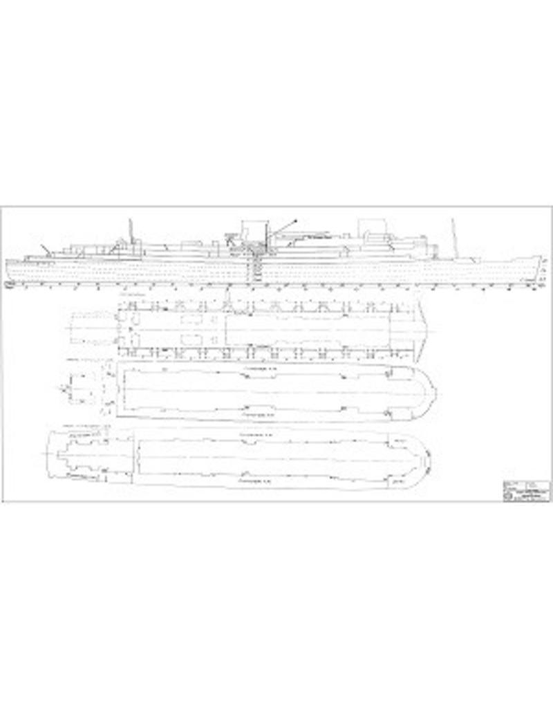"""NVM 10.10.135 pass.schip ss """"Normandie"""" (1931) - Comp. Gen. Atl."""