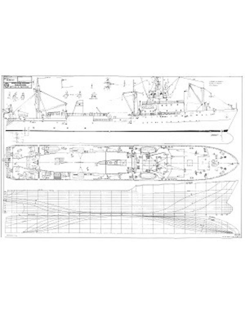 NVM 10.13.028 Atlantische vriestrawler ms Promety (1974)