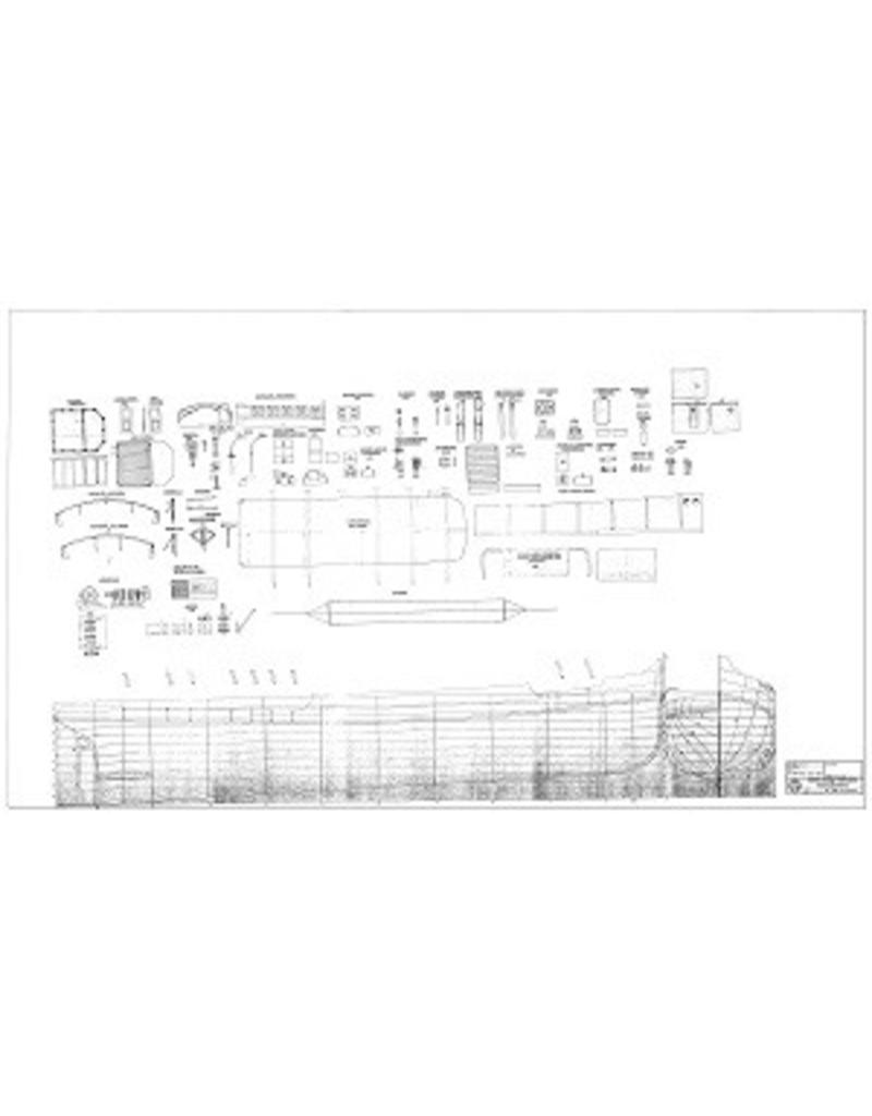 """NVM 10.14.023/A zeesleepboot ss """"Witte Zee"""" (1914) - L. Smit & Co"""