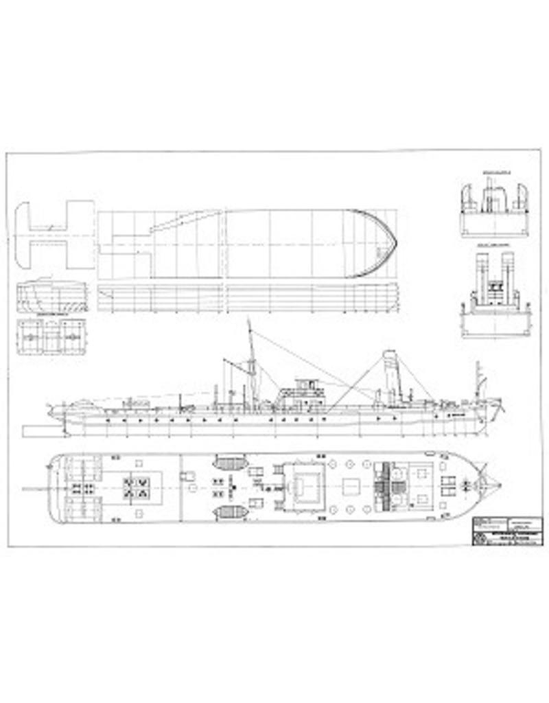 "NVM 10.14.034 hekradsleepboot ss ""Breslau"""