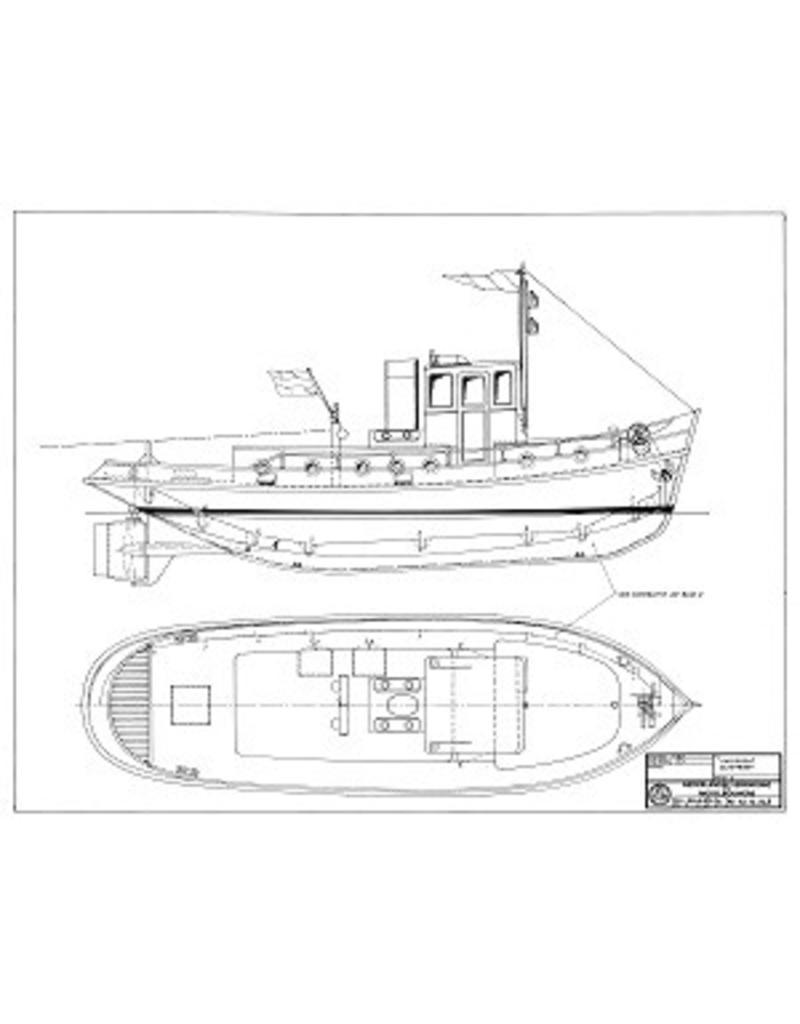 NVM 10.14.048 knikspantsleepboot
