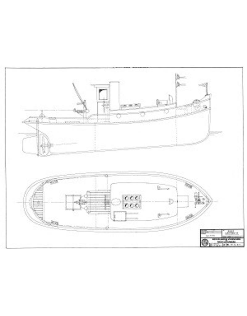 NVM 10.14.077 motor sleepbootje