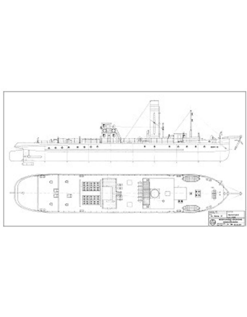 NVM 10.14.105 Rijnsleepboot ss Baden XII (1910)