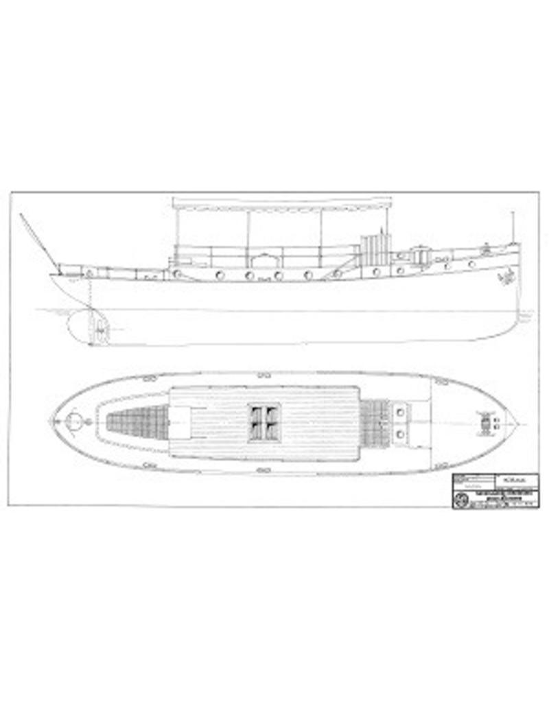 NVM 10.16.008 motorjacht