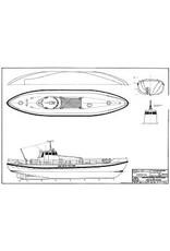 "NVM 10.17.002 motorreddingboot ""Koningin Juliana"" (1963) - KZHRMS"