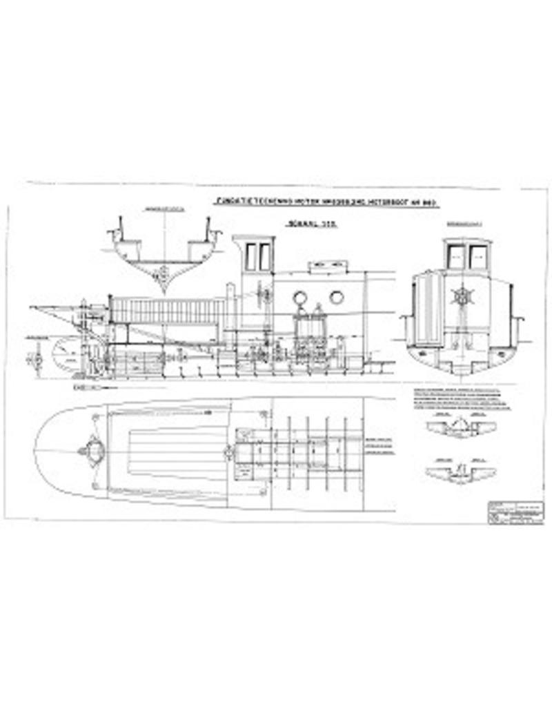 "NVM 10.18.022 directieboot ""Freccia"""