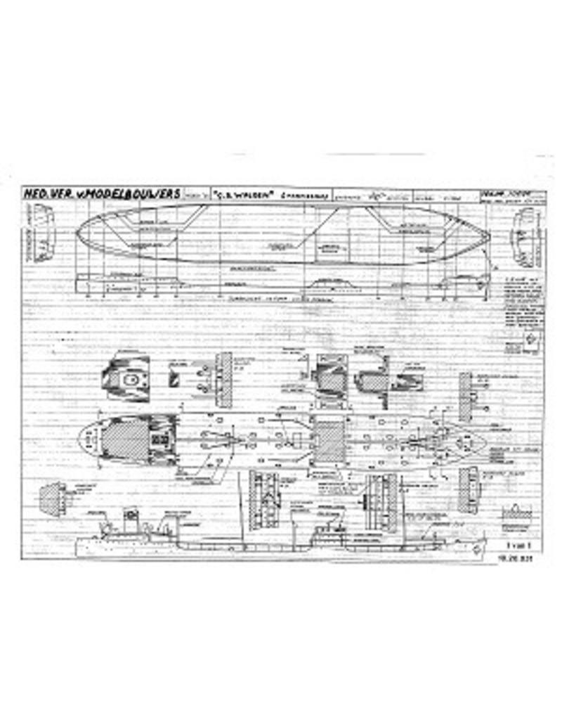"NVM 10.20.031 tanker ms ""G.S. Walden"" (1935) - Standard Vacuum Oil Co."