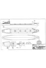 "NVM 10.20.082 bulkcarrier ms ""Holendrecht"" (1958) - Van Ommeren;"