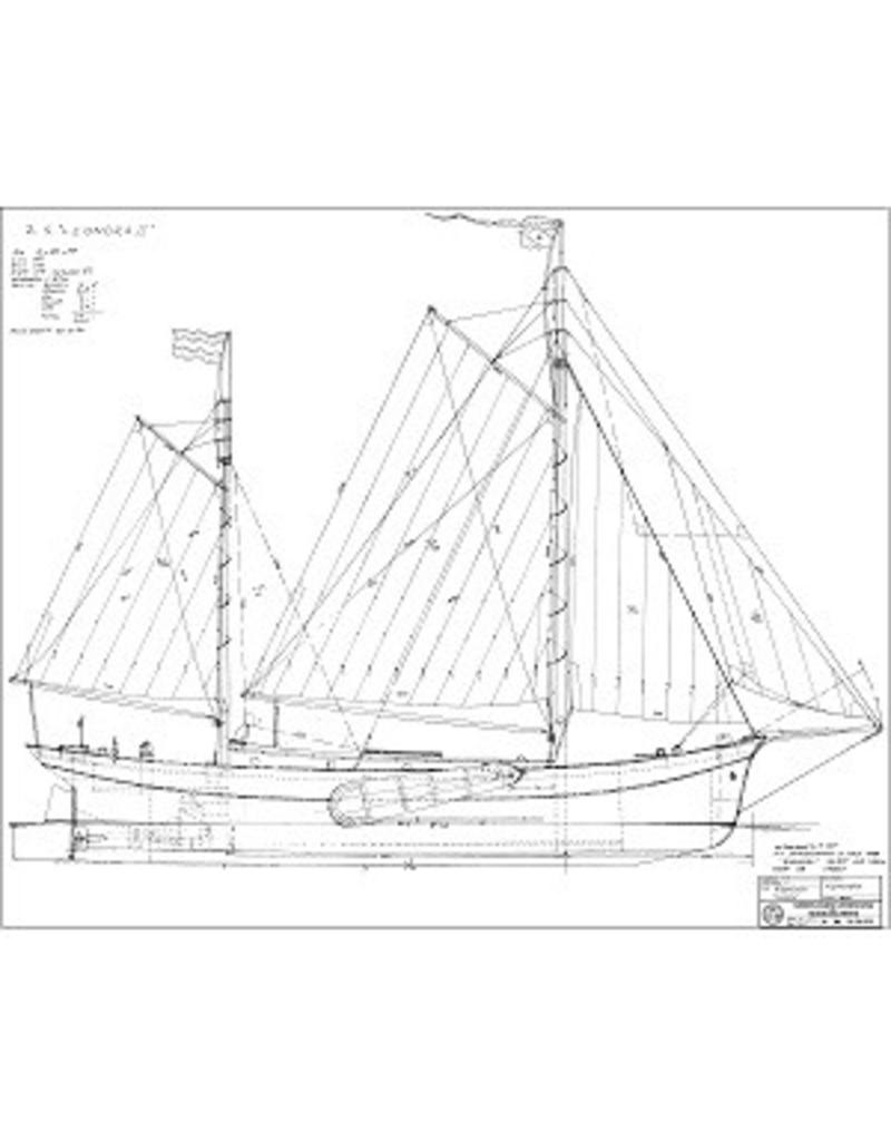 NVM 16.06.004 klipperjacht Leondra II