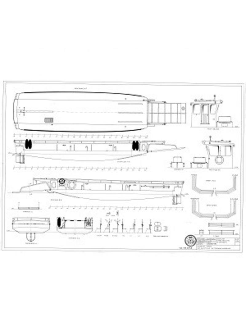 """NVM 10.15.074 Fiets- en voetveer """"Kobus"""" (Blitterswijk - Wellerlooi)"""