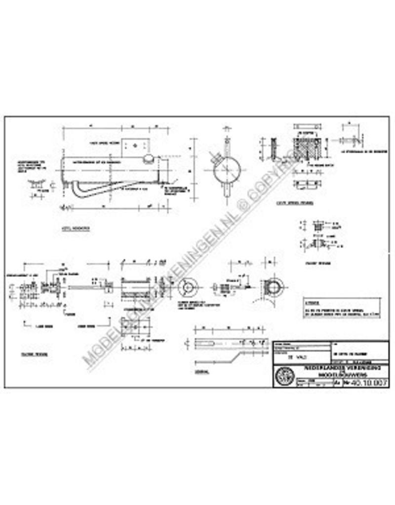 NVM 40.10.007 De Wals - free lance model