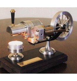 """NVM 60.12.024 Horizontale eencilinder Stirlingmotor """"Bas"""""""