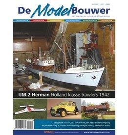"""NVM 95.12.002 Jaargang """"De Modelbouwer"""" Editie : 12.002 (PDF)"""