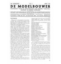 """NVM 95.42.004 Jaargang """"De Modelbouwer"""" Editie : 42.004 (PDF)"""