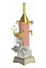 "NVM 60.01.032/A - Vertikale stoominstalie met vertikale machine ""Bernie"""