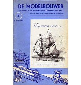 """NVM 95.46.001 Jaargang """"De Modelbouwer"""" Editie : 46.001 (PDF)"""