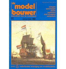 """NVM 95.84.011 Jaargang """"De Modelbouwer"""" Editie : 84.011 (PDF)"""