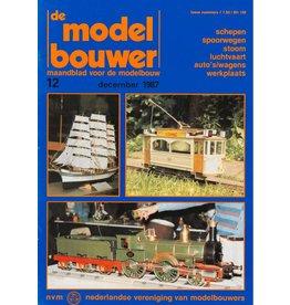 """NVM 95.87.012 Jaargang """"De Modelbouwer"""" Editie : 87.012 (PDF)"""