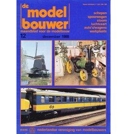 """NVM 95.88.012 Jaargang """"De Modelbouwer"""" Editie : 88.012 (PDF)"""