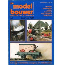 """NVM 95.89.012 Jaargang """"De Modelbouwer"""" Editie : 89.012(PDF)"""