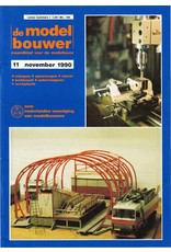 """NVM 95.90.011 Jaargang """"De Modelbouwer"""" Editie : 90.011 (PDF)"""