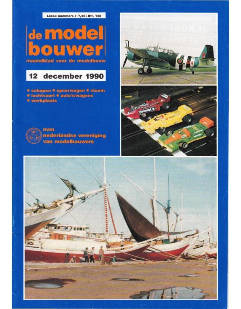 """NVM 95.90.012 Jaargang """"De Modelbouwer"""" Editie : 90.012 (PDF)"""