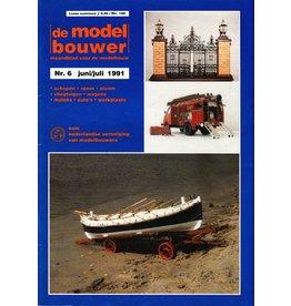 """NVM 95.91.007 Jaargang """"De Modelbouwer"""" Editie : 91.007 (PDF)"""