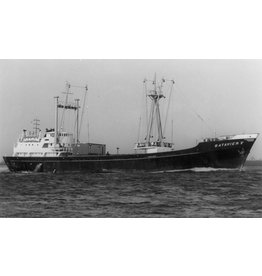 """NVM 10.12.006 kustvaarder ms """"Batavier V"""" (1959) - Wm.H. MÌÎ_ller & Co."""
