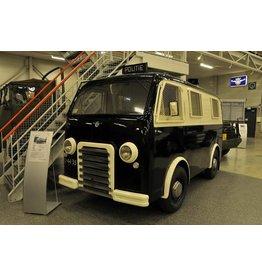 NVM 40.04.008/A DAF A-10 bus in politie uitvoering