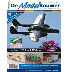 """NVM 95.13.007 Jaargang """"De Modelbouwer"""" Editie : 13.007"""