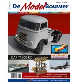 """NVM 95.13.008 Jaargang """"De Modelbouwer"""" Editie : 13.008"""