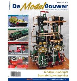 """NVM 95.14.001 Jaargang """"De Modelbouwer"""" Editie : 14.001"""