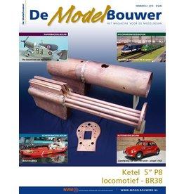 """NVM 95.14.006 Jaargang """"De Modelbouwer"""" Editie : 14.006"""