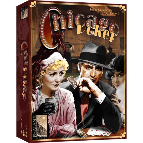 999 Games Chigaco Poker