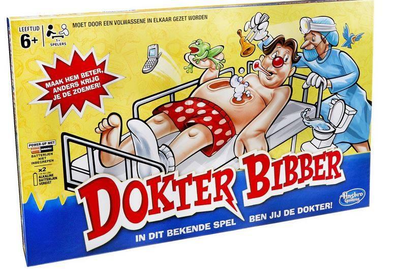 Hasbro Dokter Bibber Kinderspel