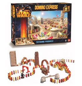 Goliath Domino Express Star Wars Tatooine Podrace