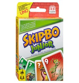 Mattel Skip Bo Junior