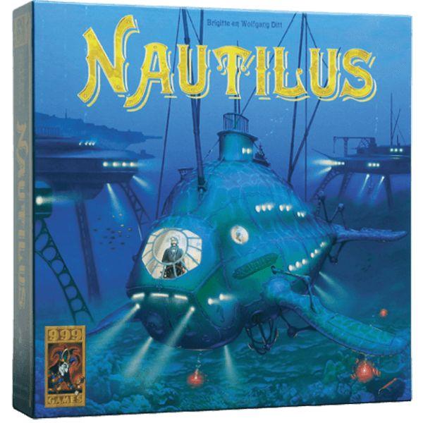 999 Games Nautilus Bordspel