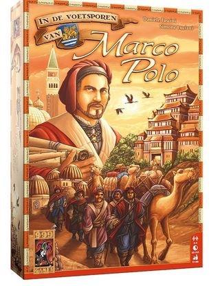 999 Games Marco Polo Bordspel