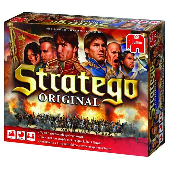 Jumbo Stratego Original Bordspel
