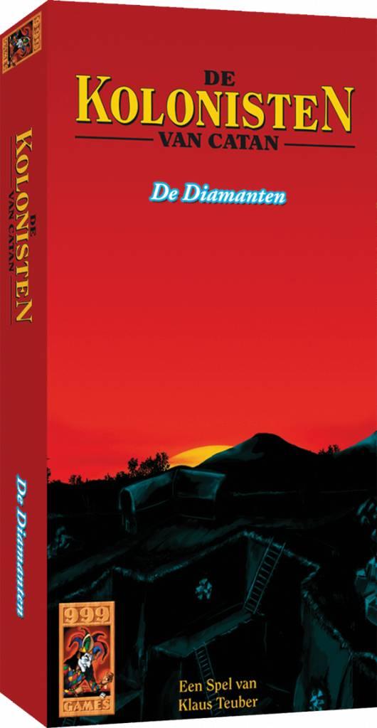999 Games De Kolonisten van Catan Scenario De Diamanten